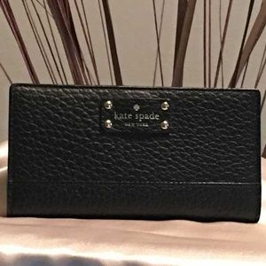 Kate Spade N.Y.Bay St.Stacy Leather Wallet